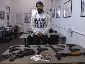 maj toure black guns matter