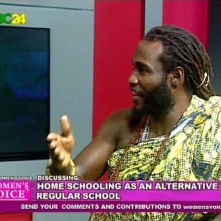 Homeschooling in Ghana Uncut Complete: GBC24 Interview