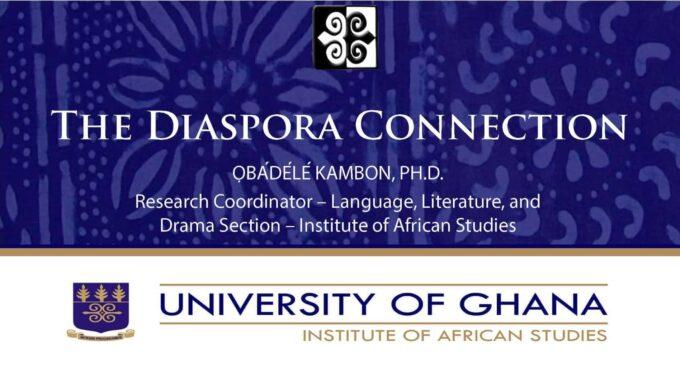 Diaspora Connection: Nile Valley Magazine Launch
