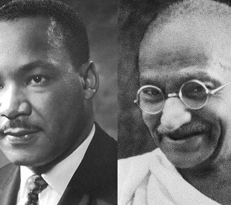 "[Video+Slides] ""Dr. King Didn't Know Gandhi Was A Racist and Sexual Deviant"" - Okunini Ọbádélé Kambon"